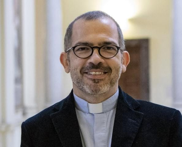 Gaetano Piccolo SJ, gesuita
