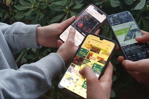 Giovani visitano gli account di Gesuiti e giovani sui social network