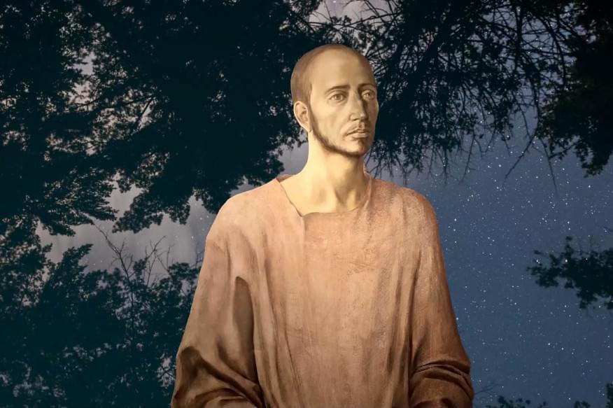 Ritratto di Ignazio di Loyola pellegrino