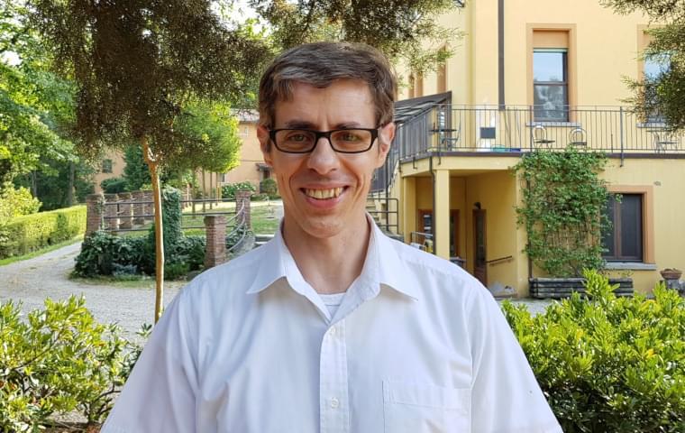 Davide Saporiti SJ, gesuita