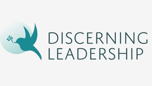 Logo del programma Discerning Leadership per la formazione alla leadership ignaziana