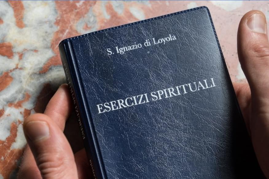 Libretto degli Esercizi Spirituali di Sant'Ignazio di Loyola