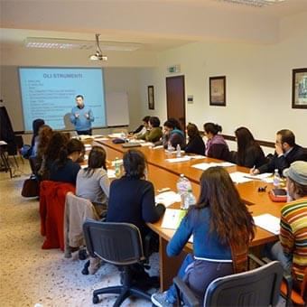 Istituto di Formazione Politica Pedro Arrupe dei padri gesuiti a Palermo
