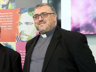 Michael Bugeja SJ, gesuita