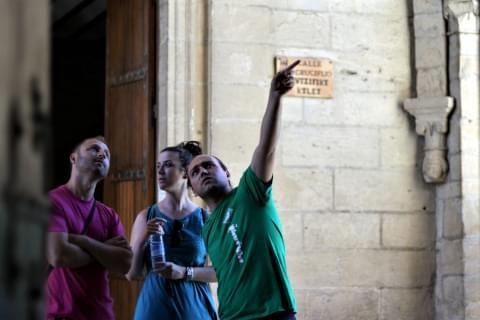 Giovani ignaziani di Pietre Vive propongono un'esperienza spirituale attraverso la bellezza dell'arte