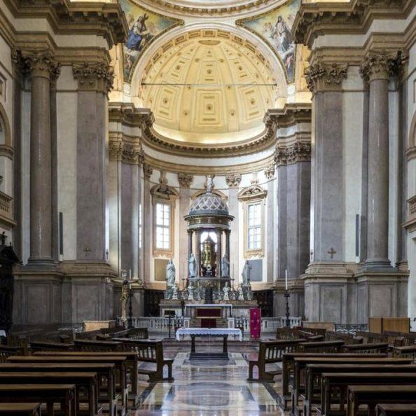 Chiesa di Santa Maria della Scala in San Fedele a Milano