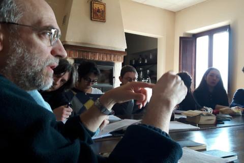Settimane bibliche organizzate dai padri gesuiti a San Giacomo d'Entracque