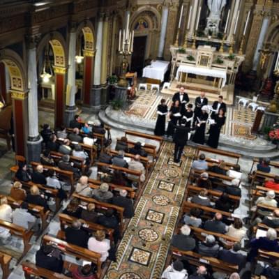 Concerto corale presso la Chiesa di San Tomaso dei padri gesuiti a Cuneo