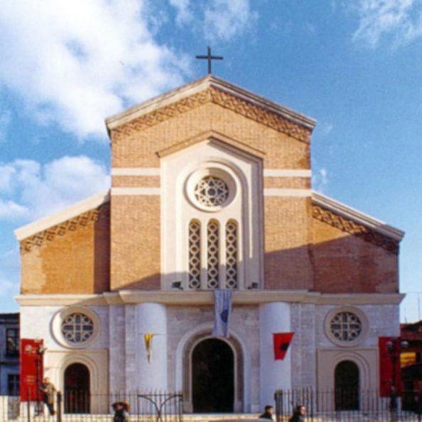 Chiesa del SS. Cuore di Gesù a Tirana, Albania