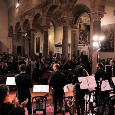 Concerto nella Chiesa universitaria di San Frediano a Pisa