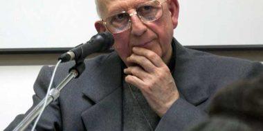 Padre Bartolomeo Sorge SJ