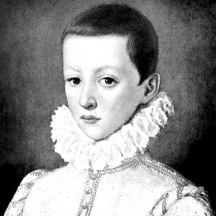 Ritratto di san Luigi Gonzaga (1568-1591)